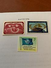 Buy United Nation Definitives 1962 mnh stamps