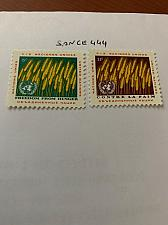 Buy United Nations Freedom from hanger 1963 mnh stamps