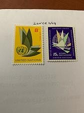 Buy United Nations Definitives 1963 mnh stamps