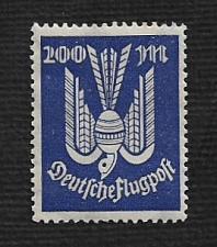 Buy German MNH #C19 Catalog Value $.38