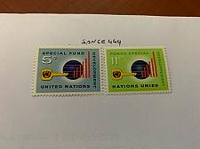 Buy United Nations Developing countries 1965 mnh stamps