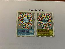 Buy United Nations WFUNA mnh 1966 stamps