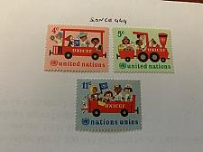 Buy United Nations UNICEF mnh 1966 stamps