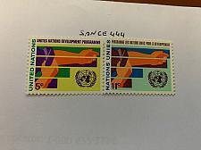 Buy United Nations Development program 1967 mnh stamps