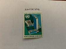 Buy United Nations UNO building 1968 mnh stamps