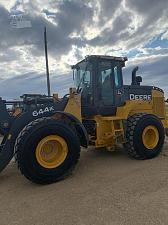 Buy 2012 Deere 644K Wheel Loader