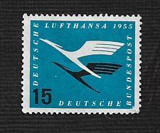 Buy German Hinged NG Scott #C63 Catalog Value $5.70