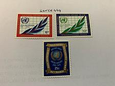 Buy United Nations 25 years UNO 1970 mnh stamps
