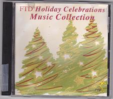 Buy FTD Holiday Celebrations - Music Collection CD 1999 - Good