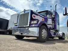 Buy 2017 Kenworth W900 Semi Tractor
