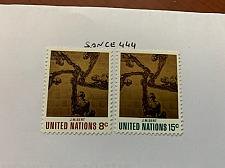 Buy United Nations Art 1972 mnh stamps