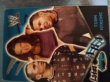 Buy WWE Hardy Boys Lita Matt Jeff AKA Team Xtreme Card 2002 Fleer