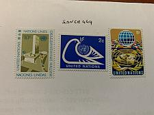 Buy United Nations Definitives 1974 mnh stamps