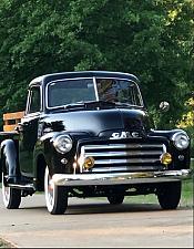 Buy 1950 GMC 3100 5 - Window Pickup