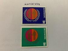 Buy United Nations Woman year mnh 1975 stamps