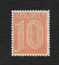 Buy Germany Hinged Scott #O3 Catalog Value $..60