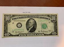 Buy United States Hamilton $10 circulated banknote 1950 B #4