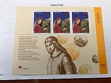 Buy Portugal Europa s/s 1997 mnh