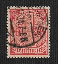 Buy German Used #O10 Catalog Value $1.90
