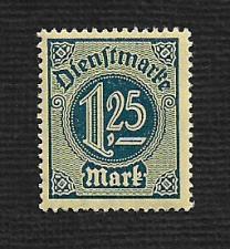 Buy German MNH #O11 Catalog Value $1.05