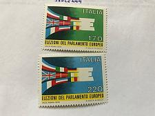 Buy Italy European elections 1979 mnh stamps