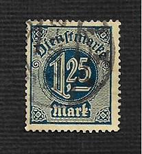 Buy German Used #O11 Catalog Value $3.75