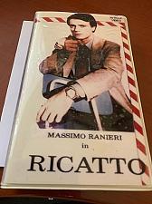 Buy Ricatto con Massimo Ranieri VHS film