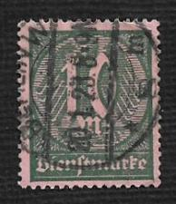 Buy German Used Scott #O17 Catalog Value $1.50
