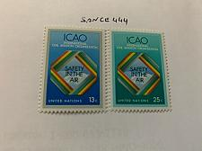 Buy United Nations ICAO 1978 mnh stamps