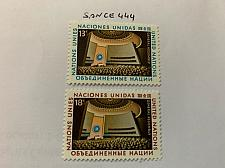 Buy United Nations General assembly 1978 mnh stamps