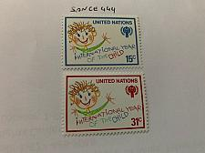 Buy United Nations Year of the child 1979 mnh stamps