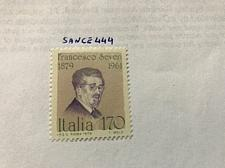 Buy Italy Famous Francesco Severi 1979 mnh stamps