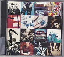 Buy Achtung Baby by U2 CD 1991 - Very Good