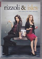 Buy Rizzoli & Isles - Complete 1st Season DVD 2011 3-Disc Set - Very Good