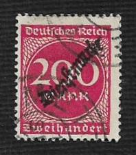 Buy German Used #O25 Catalog Value $1.50