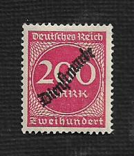 Buy German MNH #O25 Catalog Value $.61
