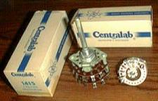 Buy LOT of CENTRALAB :: FREE Shipping