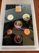 Buy United Kingdom mint set of coins 1978