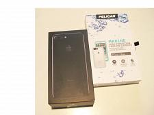 Buy Nr Mint Jet Black 128gb Sprint/T-mobile Iphone 7+ A1661 Deal!!!
