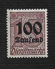 Buy German MNH #O31 Catalog Value $.49