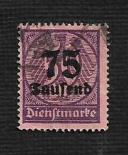 Buy German Used #O34 Catalog Value $3.00