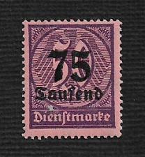 Buy German MNH #O34 Catalog Value $.49