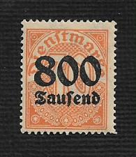 Buy German MNH #O36 Catalog Value $.59