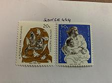 Buy United Nations Refugees 1984 mnh stamps