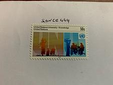 Buy United Nations U.N. university 1985 mnh stamps