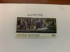 Buy United Nations Definitive 1989 mnh stamps