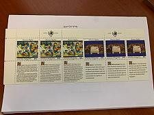 Buy United Nations Human rights 1989 mnh stamps