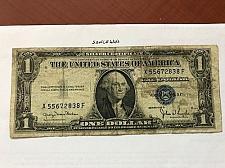 Buy United States Washington circulated banknote 1935 #5