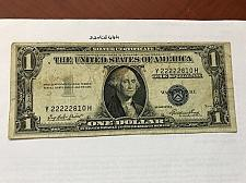 Buy United States Washington circulated banknote 1935 #6 ( Y 22222810 H )