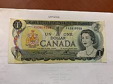 Buy Canada one dollar uncirc. banknote 1973 #9
